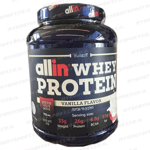 אבקת חלבון אול אין allinproteinpowder-mybodysport-mybody-allin-protein