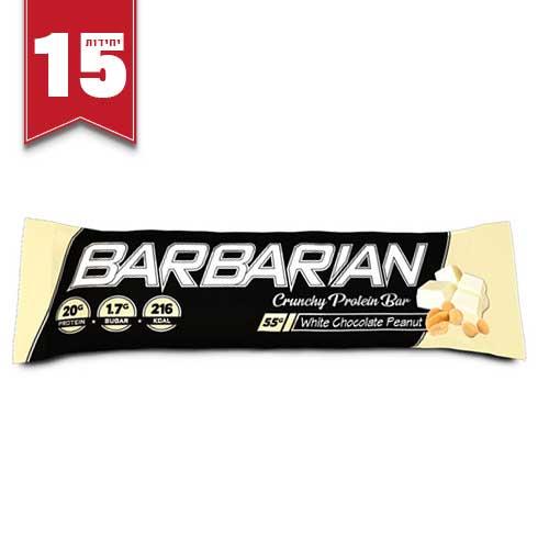 חטיף חלבון ברבריאן