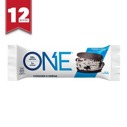 חטיף וואן - one protein bar