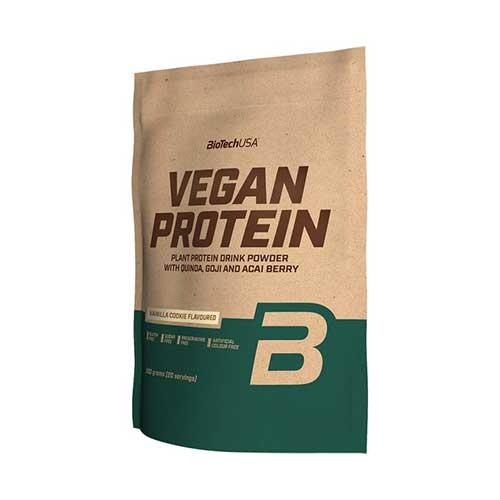 אבקת חלבון טבעונית ביוטק | Vegan Protein