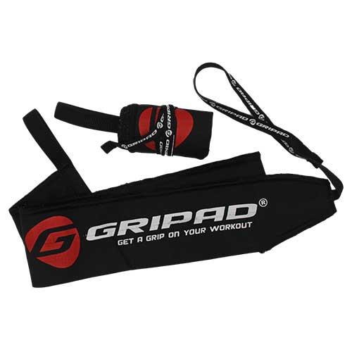 רצועות קרוספיט לשורש כף יד | Gripad CrossFit Wrist Wraps
